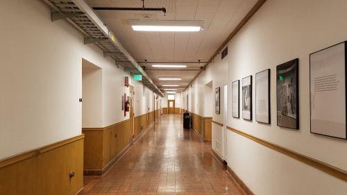 corridor hallway interior