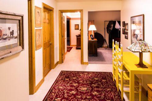 corridor passageway hall