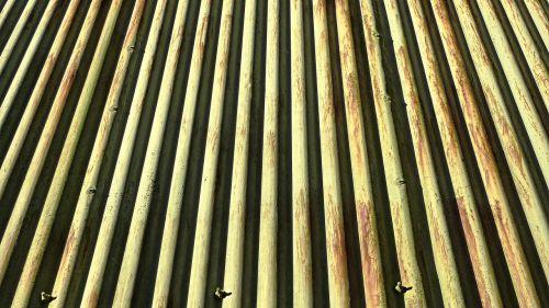 corrugated iron sheet