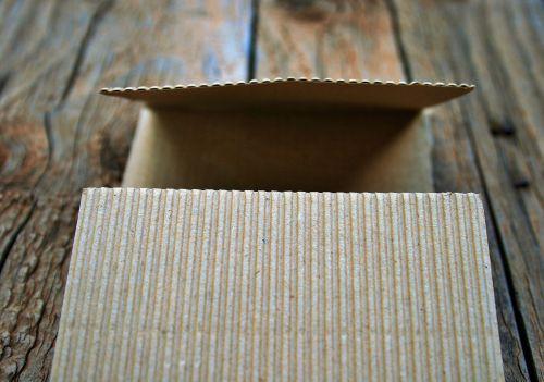 Corrugated Cardboard Folder