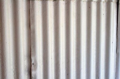 Corrugated Iron Plates