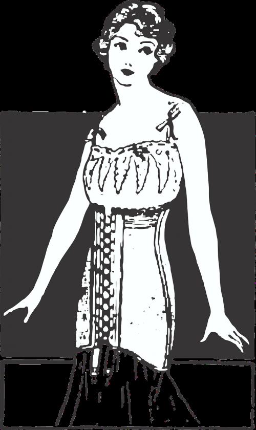 corset underwear beauty