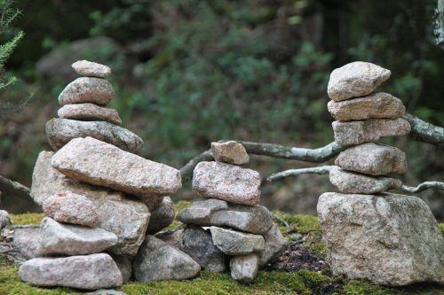 corsica stones nature