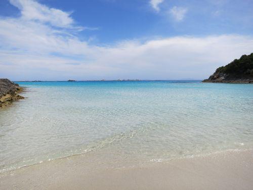 corsica sea water