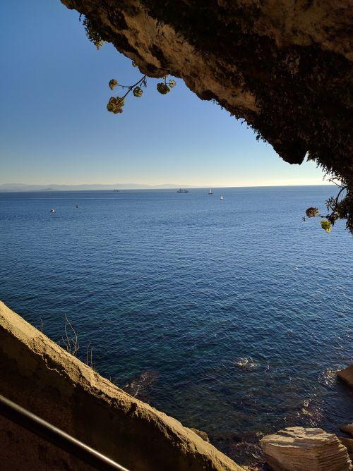 corsica france sea