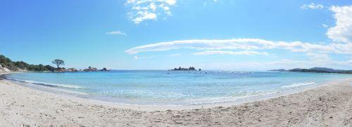 corsica panorama beach