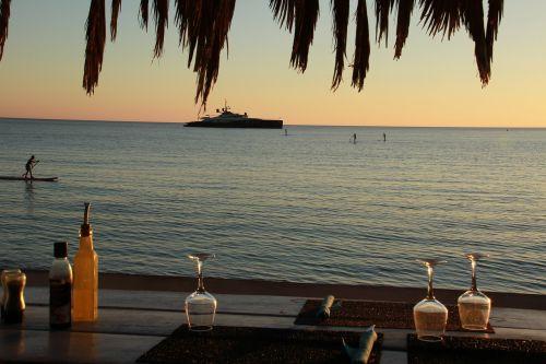 corsican beach holiday