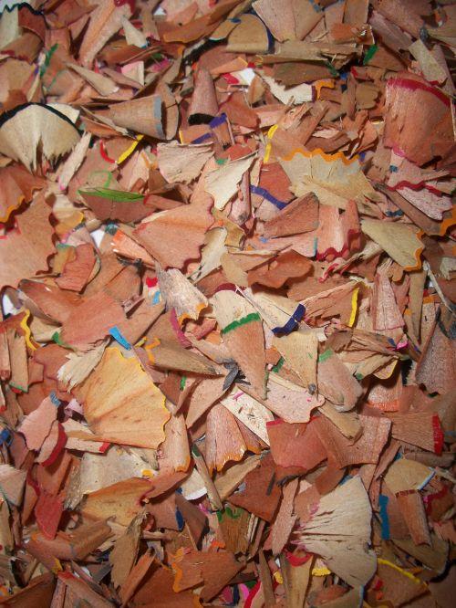 Colorful Peels