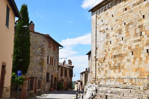 cortona  tuscany  italy
