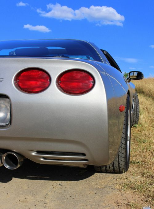 corvette taillights c5