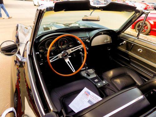 corvette classic racecar