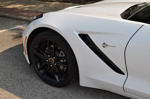 corvette wheel rim