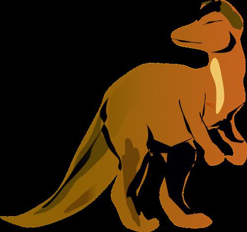 corythosaurus dinosaur reptile