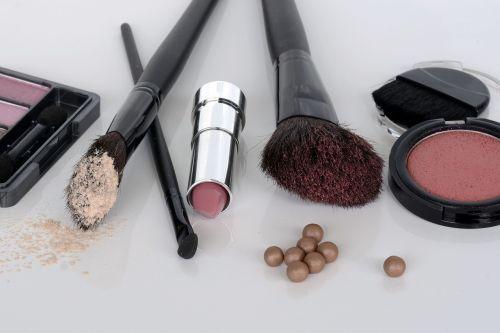 cosmetics eye shadow rouge