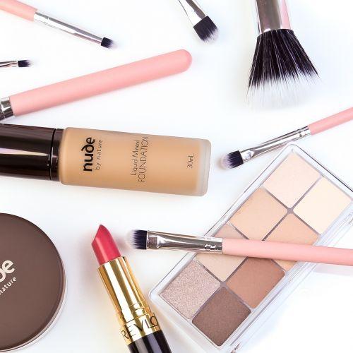 cosmetics tools lipstick