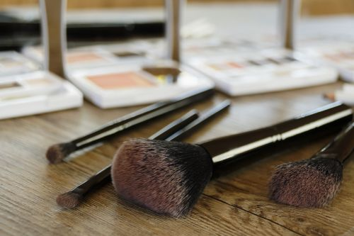 cosmetics make up makeup