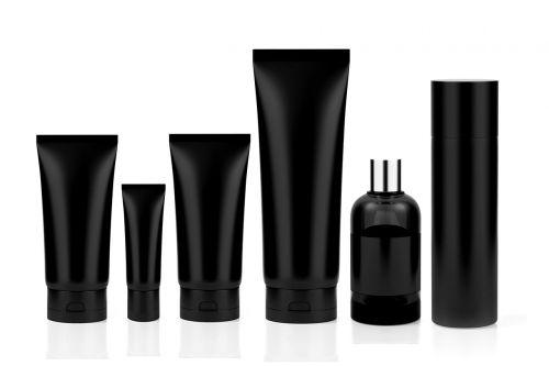 cosmetics set tube
