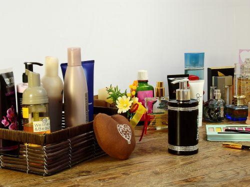 cosmetics make up eye shadow