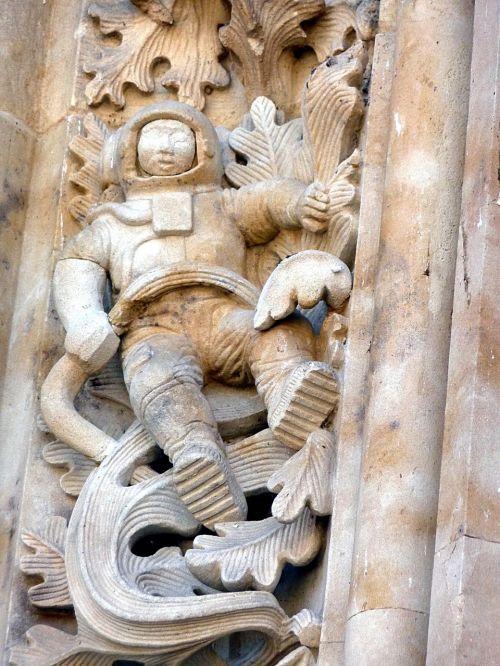 cosmonaut cathedral salamanca