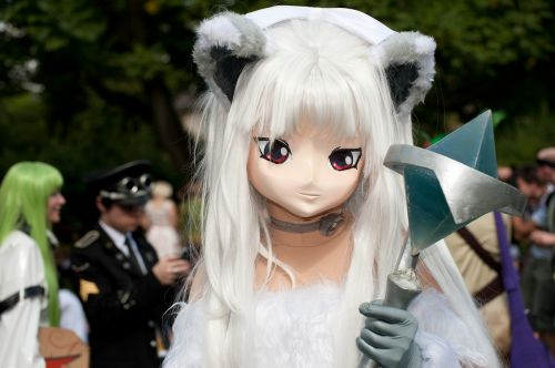 cosplay anime japanese