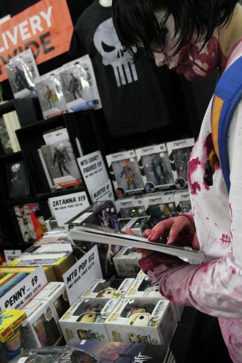 cosplay jeff the killer looking
