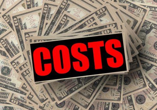 cost dollar finance