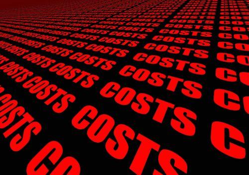 cost finance money
