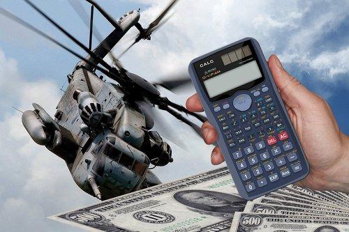 cost  calculator  dollar