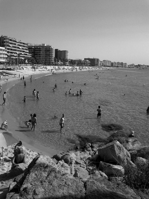 costa platja d'aro beach