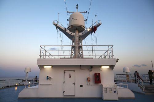 costa crociere selena no shipborne gps antenna