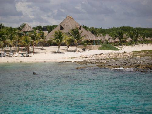 costa maya mexico caribbean