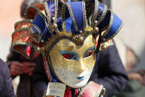 costume mask festival