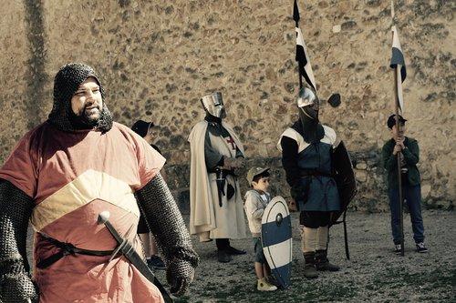 costume  reenactment  medieval