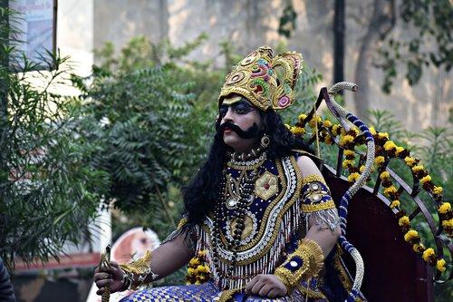 costume  ramleela  ramayana