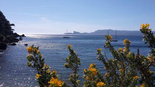 cote d'azur sea mediterranean france