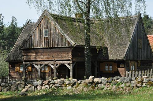 cottage open air museum village