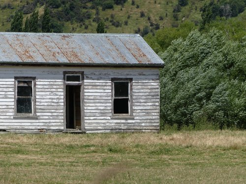 cottage  lost places  dilapidated
