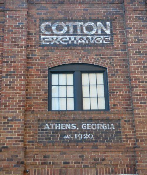Cotton Exchange