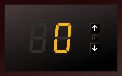 counter timer lcd