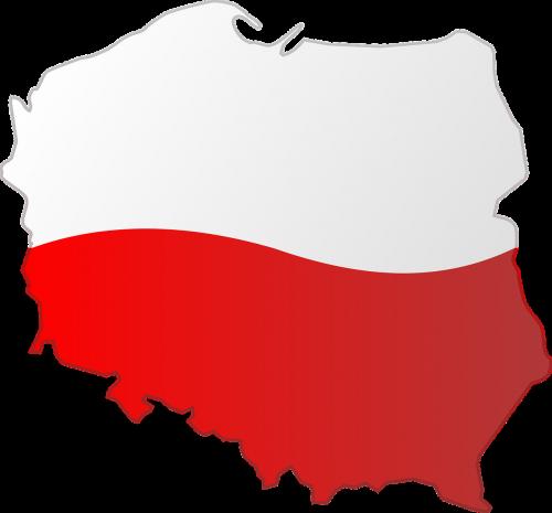 Šalis,europa,Europa,žemėlapis,Lenkija,nemokama vektorinė grafika