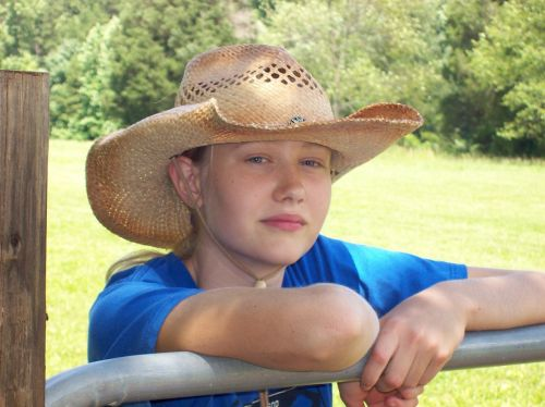 country girl hat cowgirl