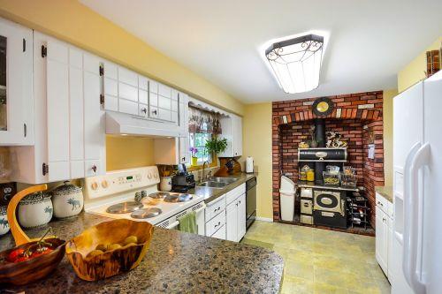 country kitchen home kitchen