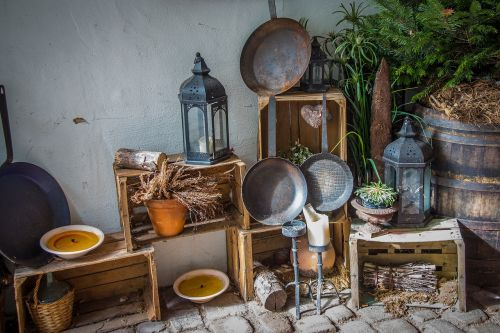 country life pan kitchen