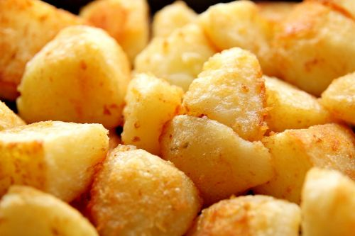 country potatoes roast potato