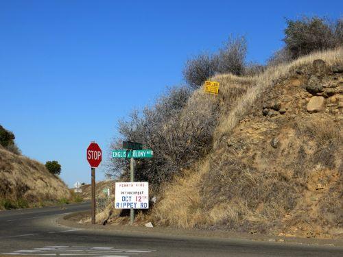 Country Road, Penryn, California