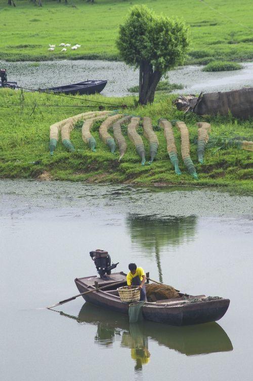 countryside wetlands natural
