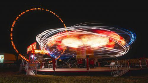 county fair amusement park ride