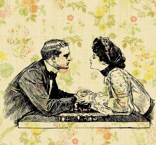 couple romance romantic