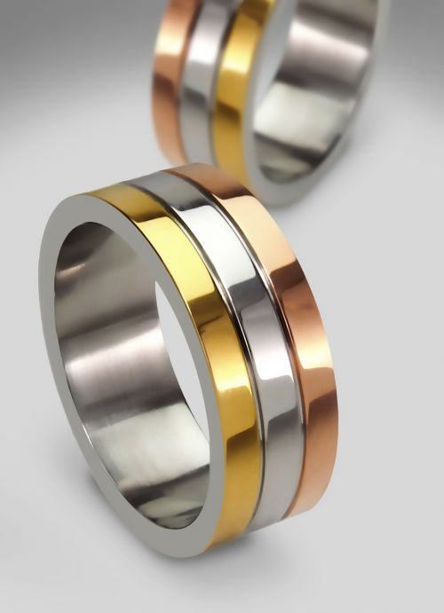 pairs engagement rings gold