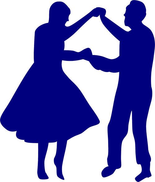 couple dance old